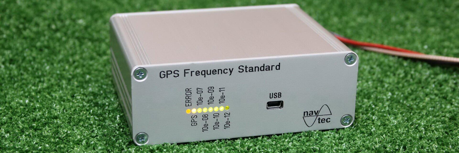 GPS / GLONASS Frequenznormal